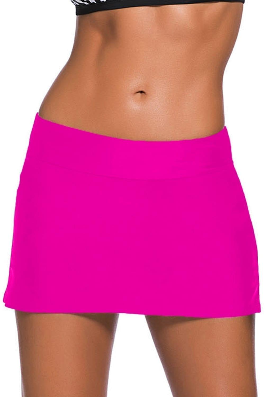 Plus-Size-Rosy-Skirted-Swim-Bikini-Botto